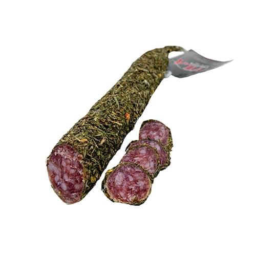 Kräuterwurst